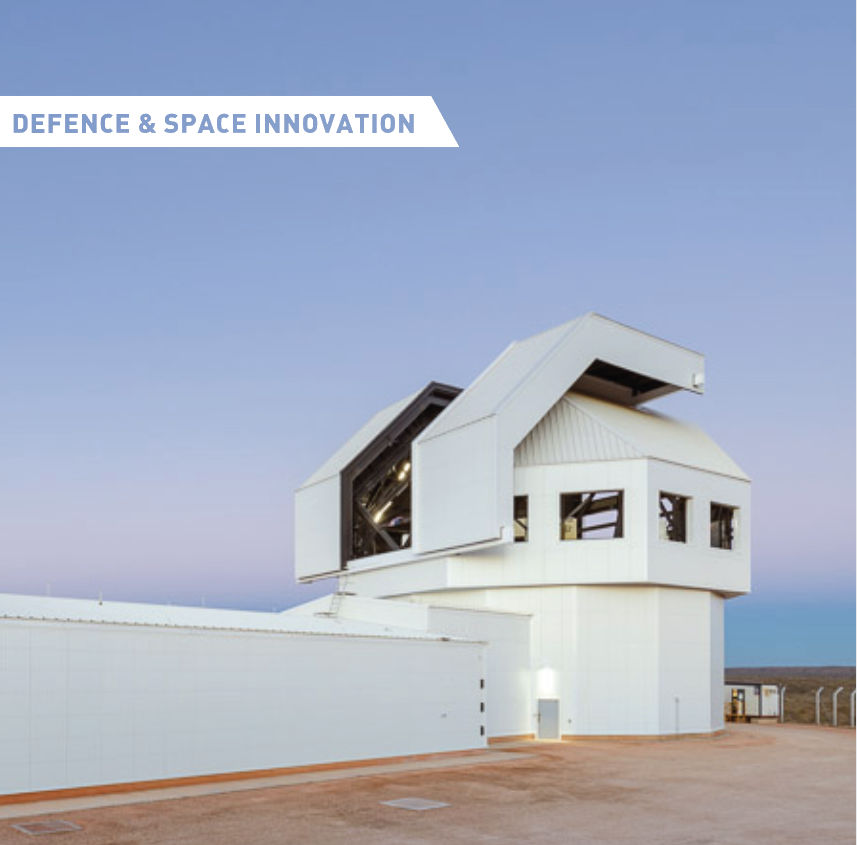 Defence project -Space Situational Awareness Telescope (SST)